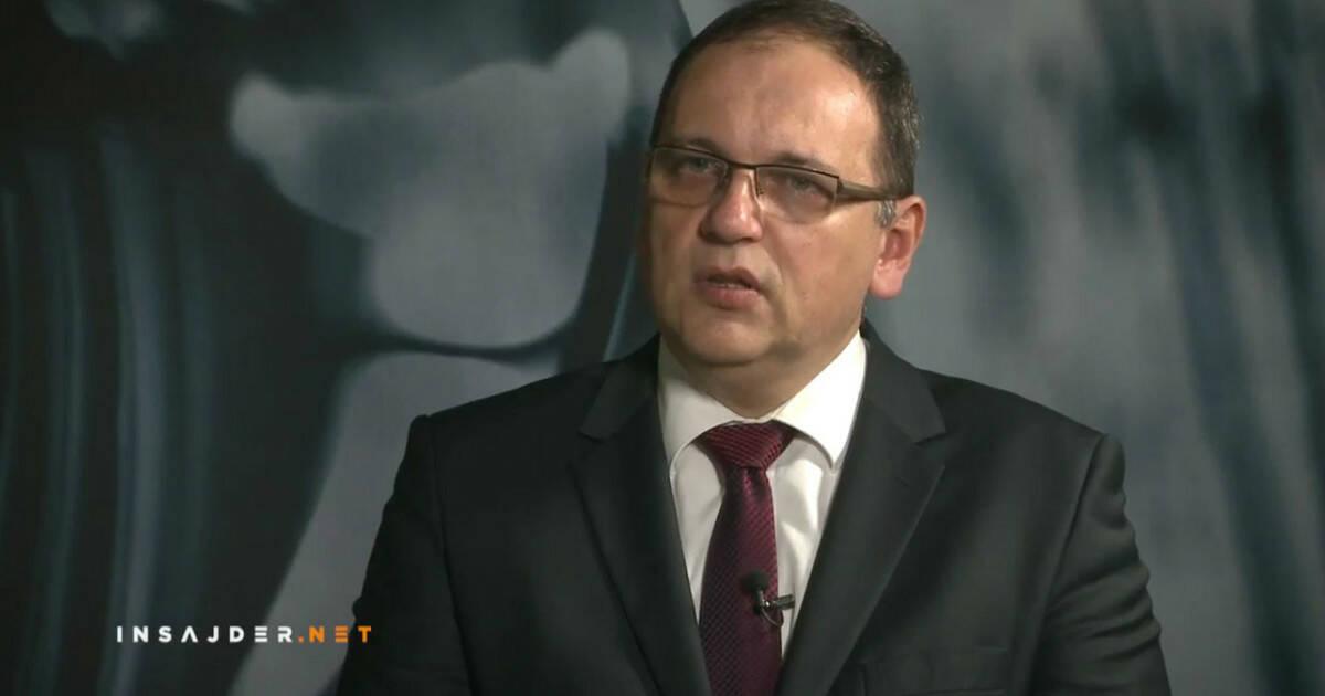 Sudija Aleksandar Trešnjev: Ovo što se meni događa je pokušaj disciplinovanja sudija (VIDEO)