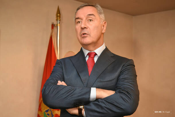 Đukanović prihvatio poziv Krivokapića na sastanak
