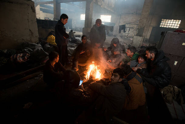 Presuda Ustavnog suda Srbije: Grupa izbeglica nasilno proterana u Bugarsku
