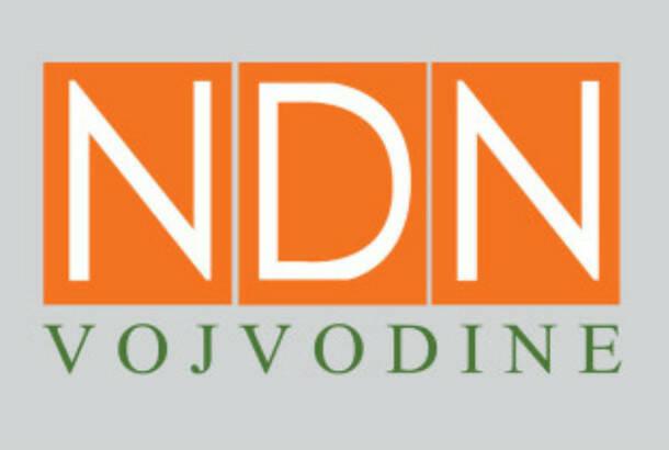 NDNV: Grafiti mržnje na zgradi urednika VOICE-a