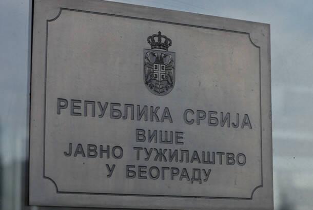 Više javno tužilaštvo: Aleksić negirao optužbe za 15 krivičnih dela