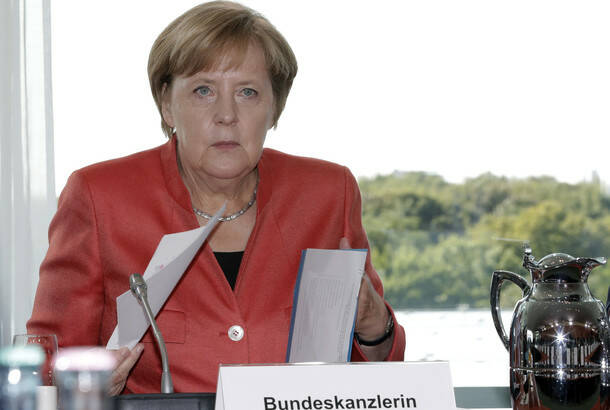 AP Photo/Michael Sohn: Angela Merkel