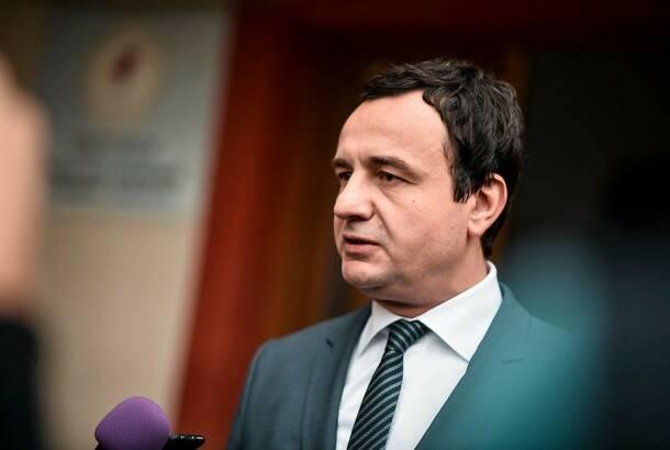 Kurti posle sastanka sa Lajčakom: Dijalog sa Srbijom nije prioritet