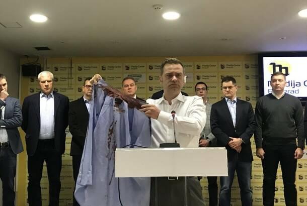 Ukinuta presuda za napad na Borka Stefanovića u Kruševcu, predmet vraćen na ponovno odlučivanje