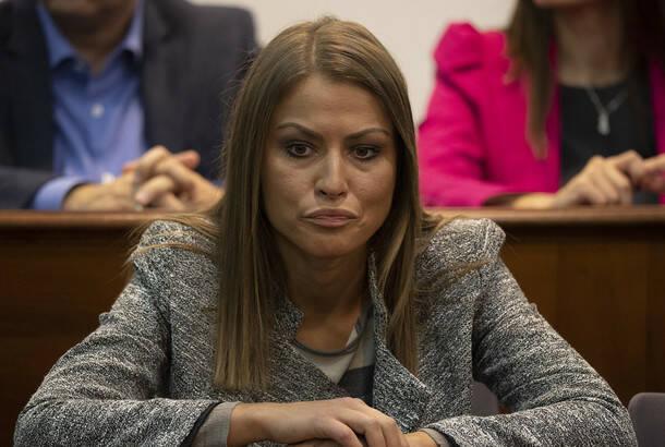 Advokat: Dijana Hrkalović saslušana kao građanin, negirala da zna za ugrožavanje bezbednosti predsednika