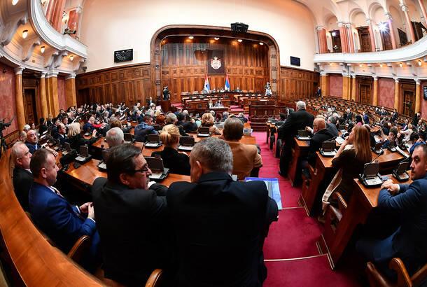 Poslanici podržali izbor više sudija osnovnih sudova, četvoro predloženih nije izabrano