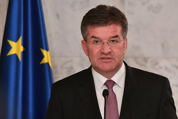 Lajčak pisao Hotiju zbog najave da Vučiću neće biti dozvoljena poseta Kosovu