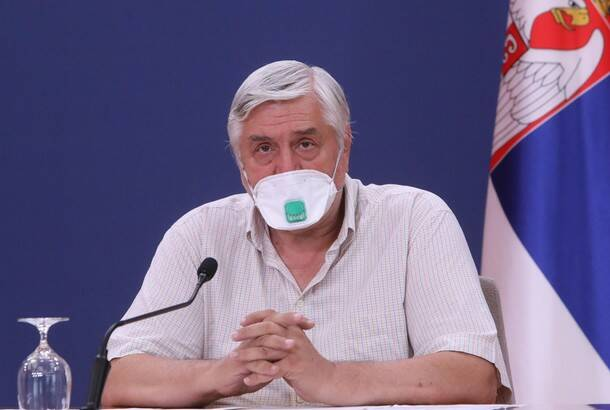 Tiodorović: Nezadovoljni smo merama, tražili smo zabranu kontakata na tri nedelje