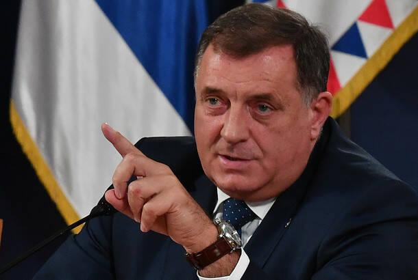 Dodik: Ako Ukrajina dokaže da je tražila ikonu pre nego što je poklonjena Lavrovu - vratiću im je