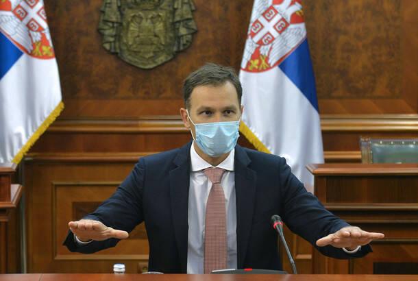 Srbija potpisala ugovor sa EBRD od 85 miliona evra zajma za prvu deonicu auto-puta Niš-Merdare