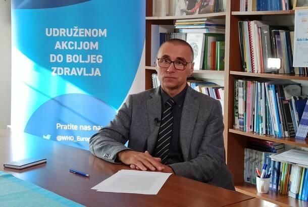 Ivanuša: Epidemiološka situacija pogoršana zbog nesprovođenja mera i novih sojeva virusa