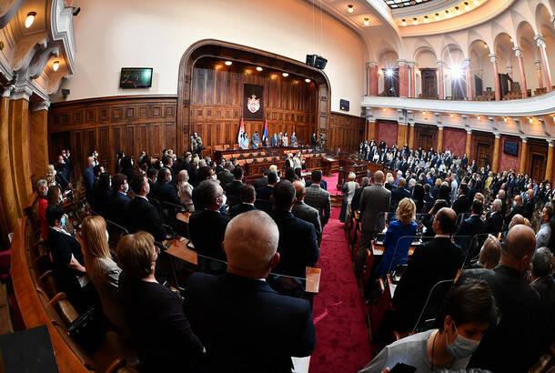 Skupština Srbije usvojila izmene i dopune poreskih i carinskih zakona