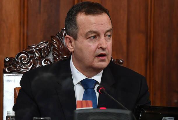 Dačić: Dobio sam pismo evroparlamentaraca, razgovori o izmenama izbornih uslova od 19. aprila