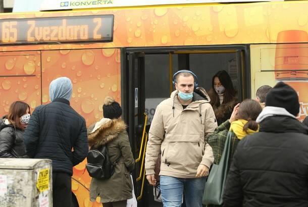 U Srbiji još 61 osoba preminula od koronavirusa, registrovan još 7.041 novozaraženi