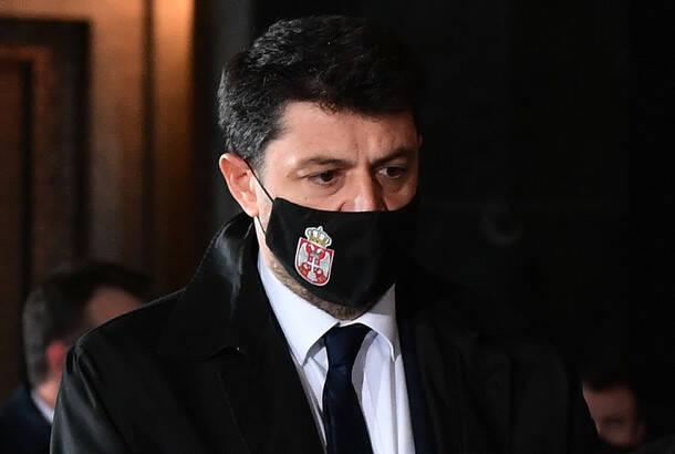 Ambasador Srbije proglašen personom non grata u Crnoj Gori