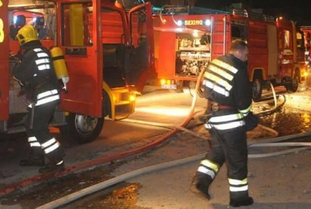 Ministarstvo: U požaru u Gerontološkom centru u Mladenovcu povređene dve osobe
