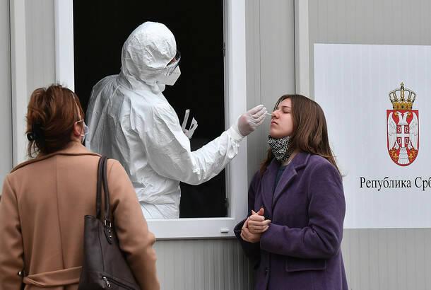 Jovanović: U Srbiji za sada nije otkriven brazilski soj koronavirusa