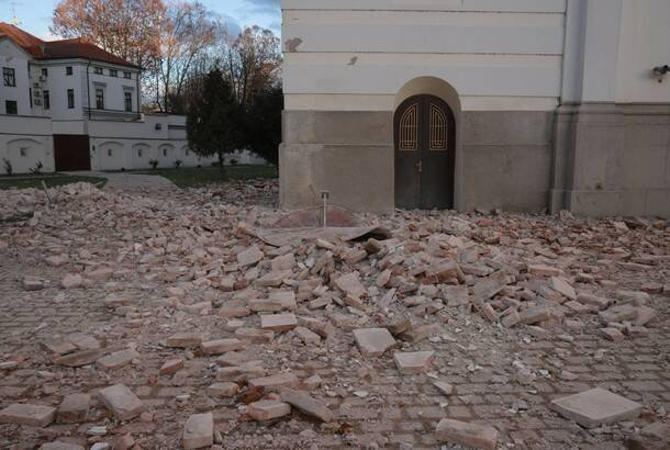 Novi jači zemljotres pogodio Hrvatsku