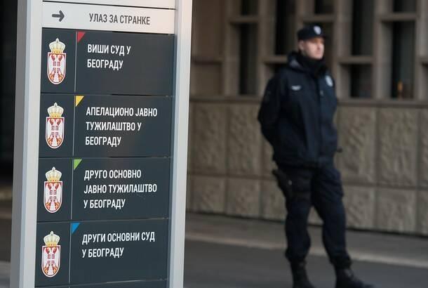 Tužilaštvo podiglo optužnicu protiv 10 huligana: Za nerede kod Beton hale traže kazne od godinu i godinu i po dana