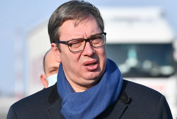 Vučić: Pokušaćemo da izgradimo fabriku za proizvodnju vakcina