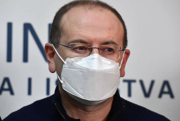 Gojković: Medicinski deo Kriznog štaba tražio policijski čas, za nekoliko dana novi sastanak kako bi se pronašlo najbolje rešenje