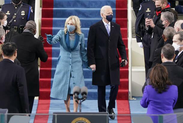 Bajden preuzeo dužnost 46. predsednika SAD