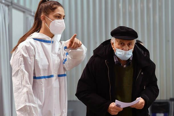 Kovid19: U Srbiji u poslednja 24 časa novozaraženo 1.318 osoba, od posledica infekcije preminulo 18 obolelih