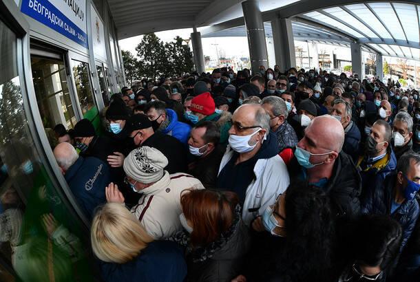 U Srbiji još 19 osoba preminulo od koronavirusa, zvanično 1.523 nova slučaja infekcije u poslednja 24 časa