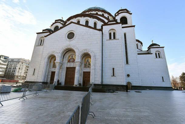 Srpskoj pravoslavnoj crkvi iz budžeta još 14,4 miliona evra za Hram Svetog Save