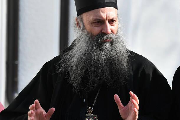Patrijarh SPC: Crkva se ne poistovećuje sa bilo kojom partijom, Kosovo je suštinski deo Srbije