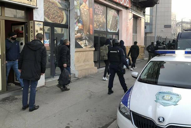 MUP: U prihvatne centre sprovedena 52 iregularna migranta privedena u Beogradu
