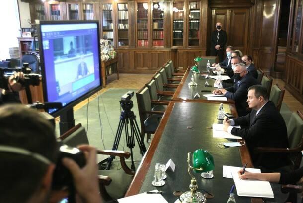Dačić nakon razgovora s Mekalisterom: Poziv strankama da se jave za međustranački dijalog i kandiduju svoje platforme i predstavnike