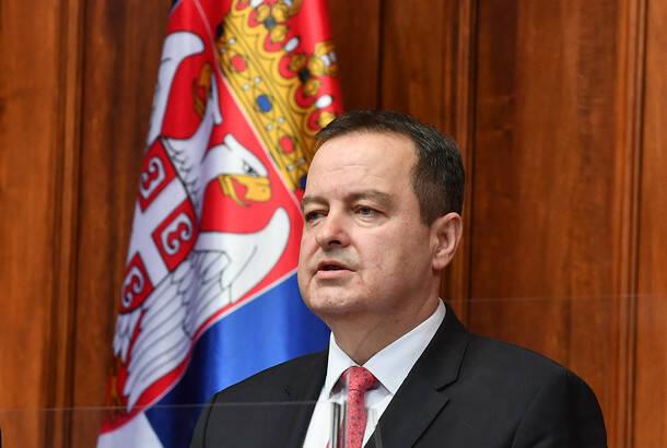 Dačić: Nisam dobio platformu za dijalog od SSP-a i Narodne stranke