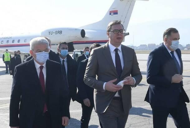 Srbija donirala BiH 5.000 doza vakcina protiv koronavirusa