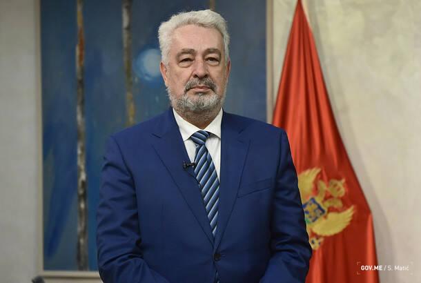 Krivokapić najavio potpisivanje temeljnog ugovora Crne Gore i SPC