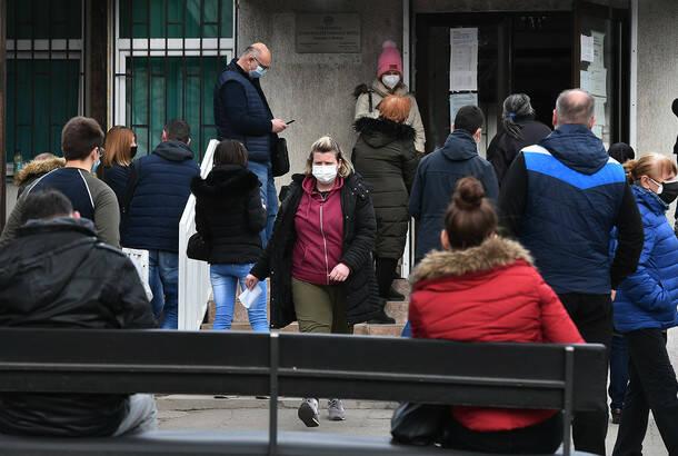 Kovid19: U Srbiji u poslednja 24 sata registrovan 4.091 novozaraženi, preminulo 17 obolelih