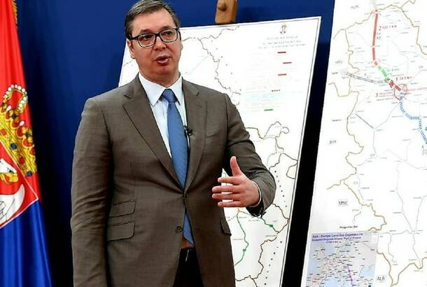 Vučić: Napredak u saradnji s Kinom, za pet godina izvoz povećan za 15 puta