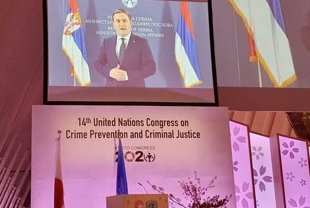 Selaković: Borba protiv svih oblika kriminala prioritet Vlade Srbije