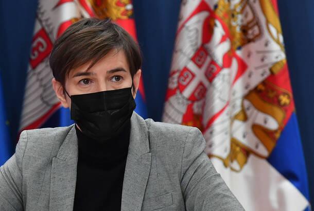 Premijerka: Srbija naručila 15 miliona vakcina