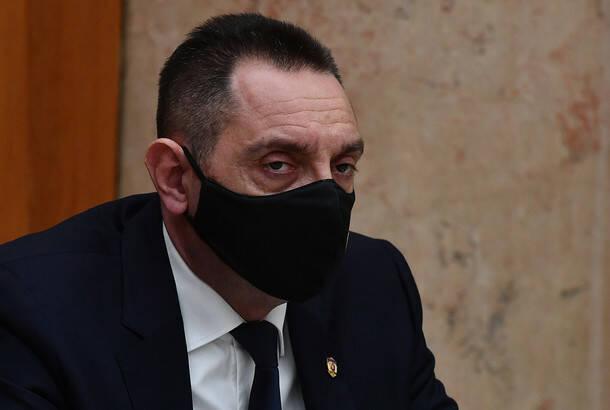 Vulin: Inspektoru SBPOK-a koji se sumnjiči da je odavao informacije kavačkom klanu određen pritvor