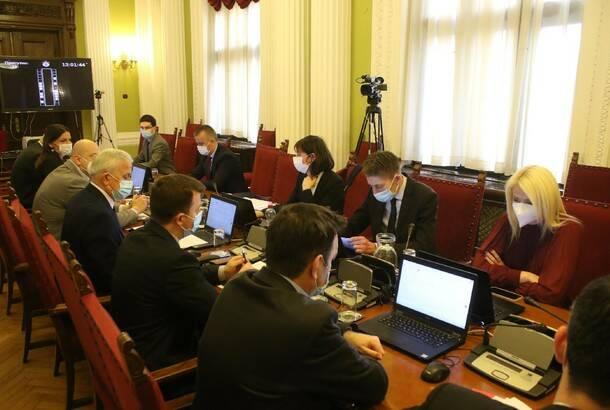 Administrativni odbor ponovo odbio sve prijave zbog kršenja Kodeksa ponašanja poslanika