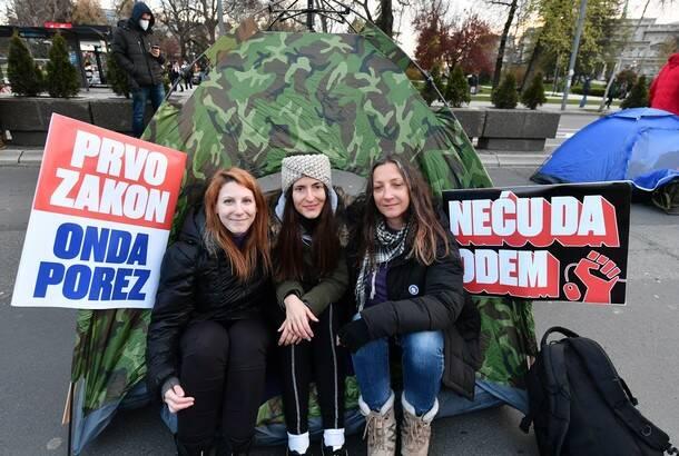 Vlada Srbije: Postignut dogovor sa frilenserima; Pogačar: Dogovoreno prelazno rešenje