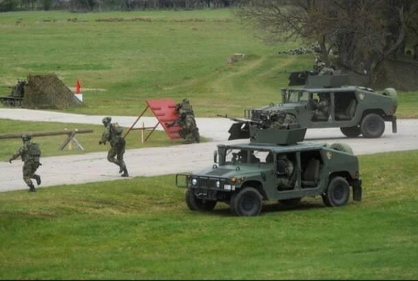 Održana združena taktičko-pokazna vežba Vojske i MUP-a
