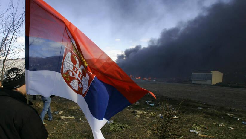 Srđan Ilić: Kosovo, ilustracija
