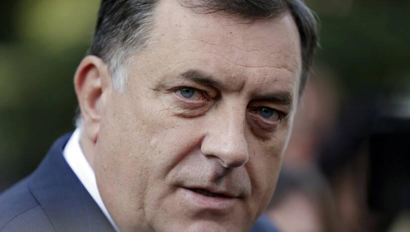 Amel Emric: Milorad Dodik