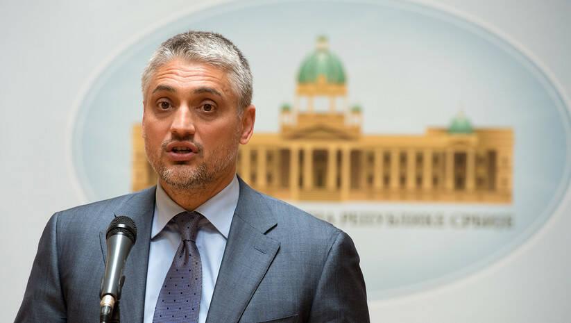 Srđan Ilić: Čedomir Jovanović