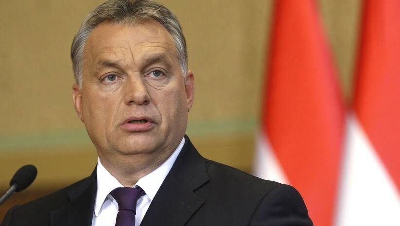 Beta AP: Viktor Orban