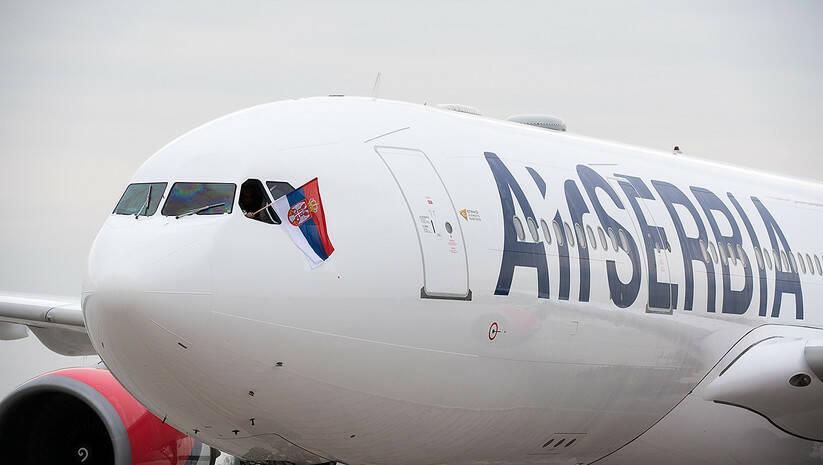 Srđan Ilić: Airbus Air Serbia
