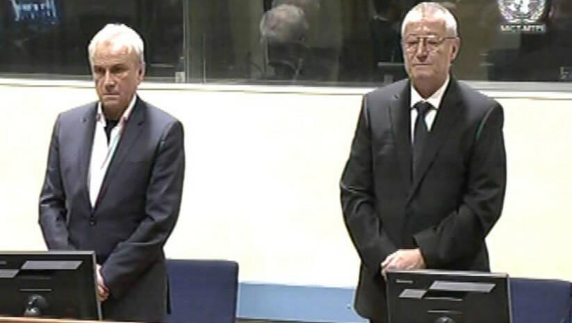 ICTY: Stanišić i SImatović