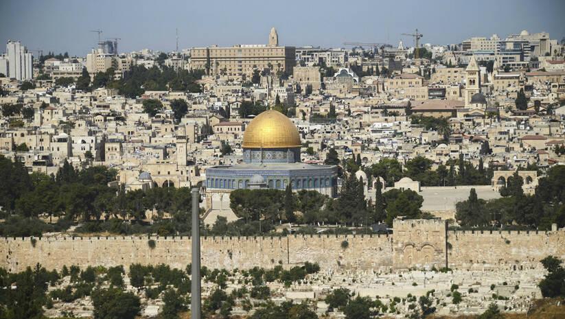 Mahmoud Illean: Jerusalim